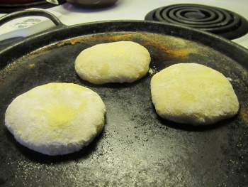 moroccan skillet bread
