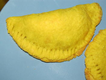 homemade jamaican patty