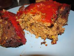 meatloaf slice