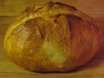 pain de campagne bread loaf